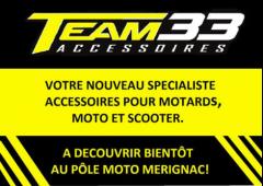 ouverture du magasin partenaire team33 quipement du motard et accessoires moto cfm 33. Black Bedroom Furniture Sets. Home Design Ideas